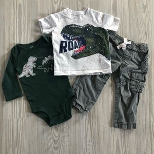 Buy3get1free 🦖 18 Month Outfit Bundle